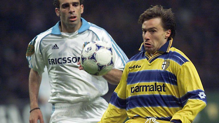 AC Parma machte dem Ortsnamen alle Ehre.